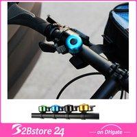 Mini Colorful Cycling Ring Handlebar Bell Horn Bike Bicycle ...