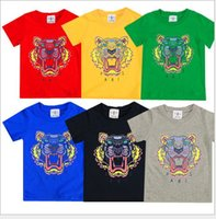 2015 Family Clothing 6 Color Tiger Pullover Mother And Daugh...