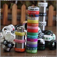 Newest Non- Skid MOD Silicone Ring Electronic Cigarette Silic...