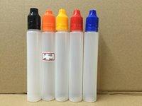 Cheapest 30ml PE Unicorn Bottle Pen Style E Liquid Bottle Dr...
