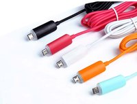 LED Indicator Micro USB Charger Charging Cable Sync Data Ada...