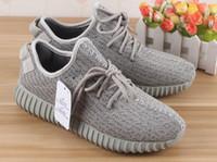New 2016 Yeezy Boost 350 men women running shoes sneakers Tr...