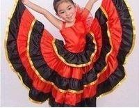 2015 Girls Princess Suspender Dress Children Clothing Party ...