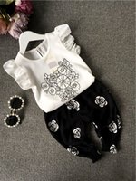 2015 summer new girls beaded embroidery chiffon shirt + suit...