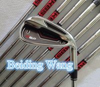 Golf RSi 1 Irons Set #4, 5, 6, 7, 8, 9, P, A, S With Steel Shaft Reg...