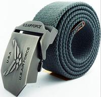 Brand New Canvas Belt for Man Military U. S Air Force Belt 21...