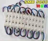 10pcs lot 5050 Channel Letter Led Modules Light 3Leds 0. 72W ...