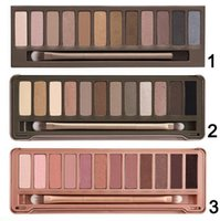 Hot Eyeshadow Palette The 1st 2nd 3rd Generation Makeup 2015...