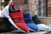 2015 new Popular zx flux slip Men Sneakers Running ShoeS, Hig...