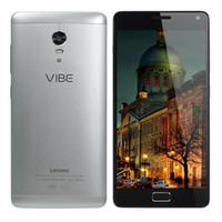 Металл Lenovo Vibe P1 4G LTE 3GB 16GB 5.5 дюйма 1920 * 1080 FHD 64-Bit окта Ядро Сенсорный сканер отпечатков пальцев ID NFC OTG 5000mAh Аккумулятор смартфона