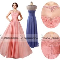 Coral Lilac Evening Dresses In Stock Ready to Ship 2015 Chea...
