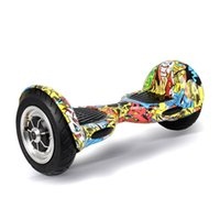 Fedex to USA 10 inch Self Balancing Scooter Graffiti colorfu...