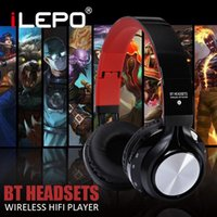 Wireless Bluetooth Stereo Headphone Support TF Card Max to 6...