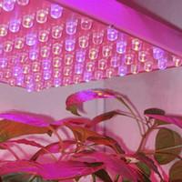 225 светодиодных 110-240V Полный спектр гидропоники светать Завод светать привело растут огни роста RedBlue