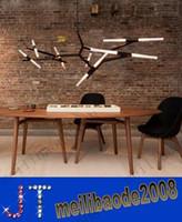 бесплатная доставка горячей продажи Modern Агнес Люстра - 14 Свет Столовая / Гостиная Освещение MYY3761A