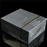 RIZLA Silver Smoking Cigarette Rolling Papers King Size Slim...