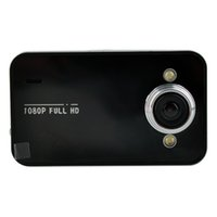 Car DVR K6000 1080P Full HD LED Night Vision Recorder Dashboard Veicular dashcam Caméra Carcam vidéo Registrator voiture DVR