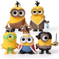 "5Styles 4"" 10CM POP Despicable Me 3 Minions Minion King..."