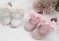Girls Stud T Strap Flats Dress Shoes BELLA09KA Toddler Red Black