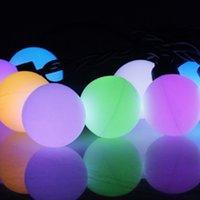 Ball Round RGB Led String Christmas Fairy Lights Lighting 3W...