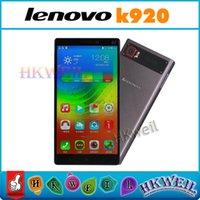 Original Lenovo K920 Quad Core LTE 4G MSM8974AC Cell Phone 3...