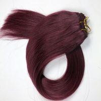 Brazilian hair Human Hair wefts straight hair bundles 22inch...