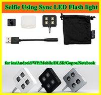 For iphone 6 samung L001 IBLAZR Selfie Using Sync LED Flash ...