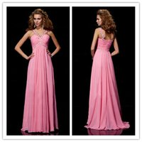 Top Glamorous Sweetheart Prom Dresses with Crystal Rhineston...