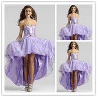 2015 Top Charming Sweetheart Prom Dresses with Sequins Rhine...