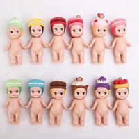 Sonny Ange Laduree Mini Figure - Un 12pcs Assorted Collection Kewpie Doll / set 7.5cm PVC minifigure Mignon jouets pour les enfants