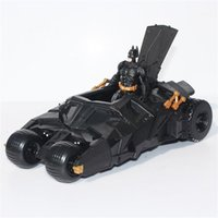 BATMOBILE TUMBLER BATMAN VEHICLE THE DARK KNIGHT TOY Figure ...