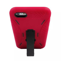 Factory Price Cheap TPU case Robot Rugged Hybrid Kickstand P...