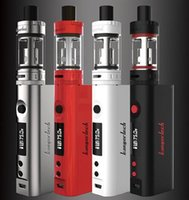 100% Original Kanger topbox Mini Kit de démarrage Kbox Mini 75W TC Modes contre subox mini vape mods