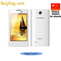 Original Leagoo Lead 4 MTK6572 Dual Core Cell Phone Android ...