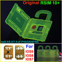 Не R-SIM-SIM 10+ R 10plus RSIM 10+ Rsim10 + Разблокировать карту для Iphone 6s 6 5S 5 4S ios9 9.X 3G 4G CDMA Sprint, AU, прямое использование Softbank S Нет Rpatch