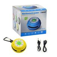 HY- BT19 Mini Portable Sports Wireless Bluetooth TF Stereo Sp...