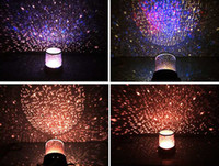 Projecting lamp Colorful Cosmos Stars laser- LED projector St...