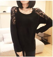 Hot Women Fall Autumn Casual Long Sleeve Knitwear Jumper Wit...