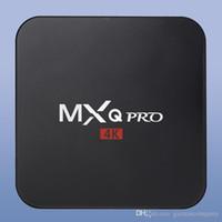 MX MXQ pro 4K Google Android 5. 1 S905 TV Box fully load KODI...