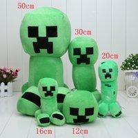 5styles Minecraft creeper plush toys doll plush pendant soft...