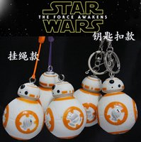 DHL Free Kids Toys Force Awakens Action Figure 6. 5cm bb 8 Br...