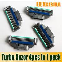 Factory Price Men' s Brand Turbo Razor Blades (4pcs in 1...