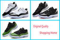 2015 Fashion Sports Shoes Retro XI 11 Concords Low Basketbal...