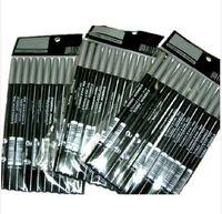 Макияж новый черный карандаш Карандаш для глаз (12 шт / много) БЕСПЛАТНАЯ ДОСТАВКА