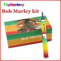 kit de caja de lujo Bob Marley con el tanque de hierbas atomizador Bob Marley 3 en 1 pluma de hierba seca vaporizador vaporizador Snoop Dogg depósito de la pluma