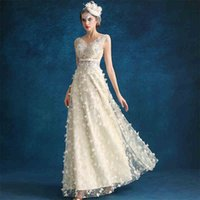 2016 Real image Celebrity dress Lace Tulle Evening Party Gow...