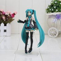 14cm figma 014 sexy anime pvc action toy figure Hatsune Miku...