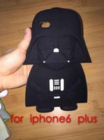 Star Wars Back Cover Cases for iPhone 6 6s 6 6s plus 3D Fash...