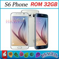 MTK6582 Quad Core 1: 1 S6 G9200 G920F Android 4. 4 Smartphone ...