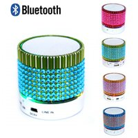 2015 Bead Colorful Mini Bluetooth Speaker Portable Stereo Sp...